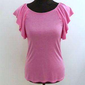 Ralph Lauren Petite Medium Pink Top